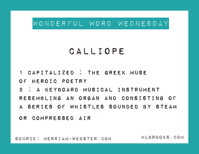 WWWcalliope