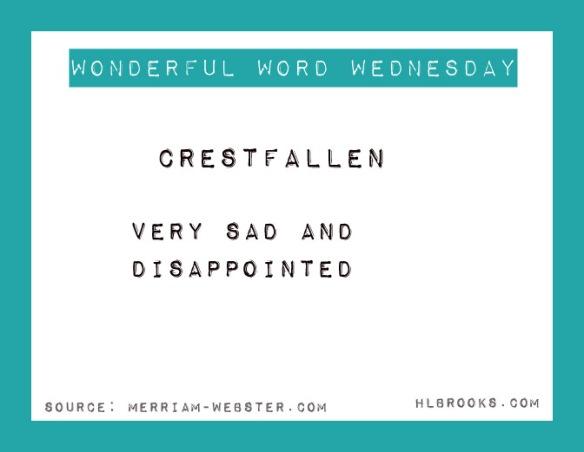 WWWcrestfallen