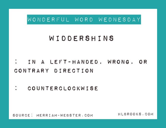 WWWwiddershins